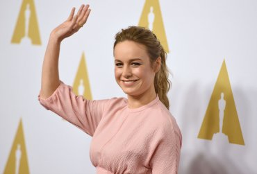 Brie Larson fue nominada por su actuación en Room