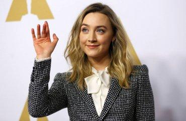 Saoirse Ronan, nominada por la película Brooklyn
