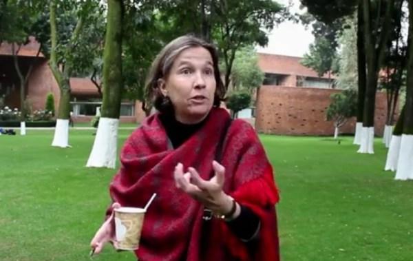 """Raquel habla de despojo: """"En Bolivia, la energía colectiva ha quedado depositada en una sola persona"""""""
