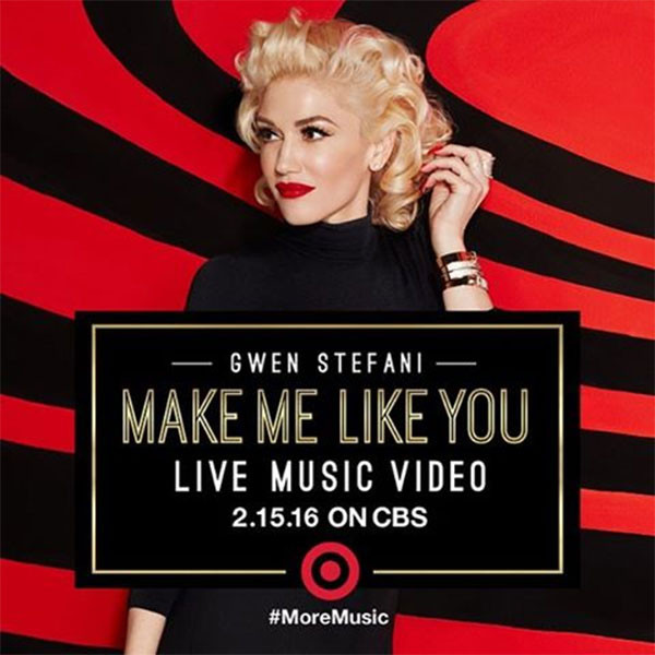 Gwen Stefani, Make Me Like You Music Video Promo