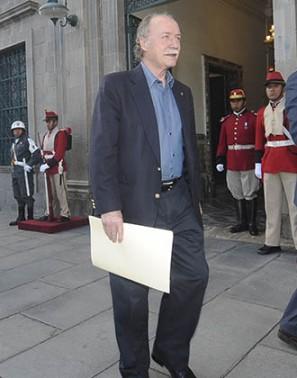 El abogado español, Antonio Remiro Brotons. -   Apg Agencia