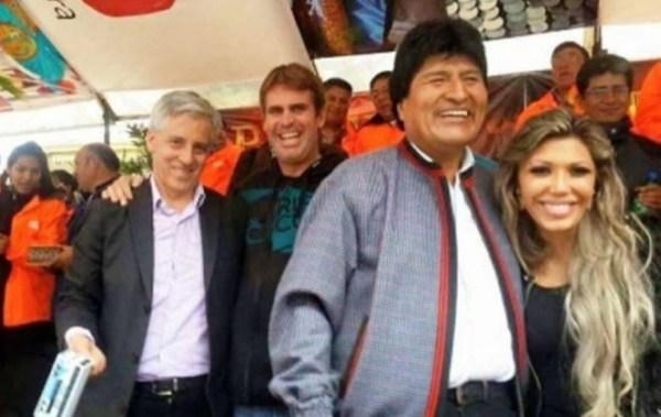 El 59% cree que Morales no dijo toda la verdad de su relación con Zapata