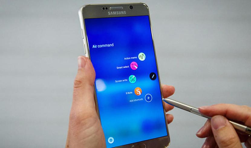 Galaxy Note 6 Se filtran las especificaciones del Samsung Galaxy Note 6