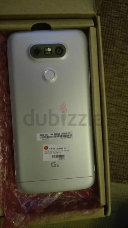 lg g5 2 Se filtran en la red fotos del nuevo LG G5