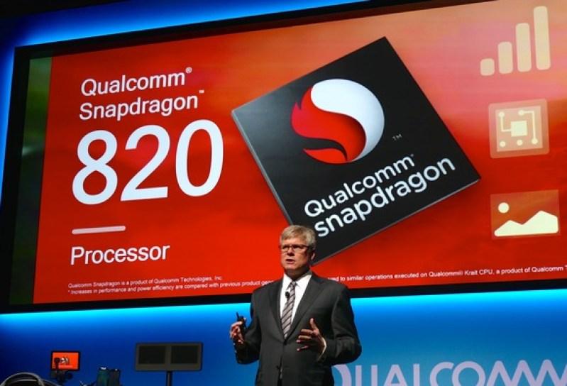 qualcomm Qualcomm Snapdragon 820 confirmado en el nuevo LG G5