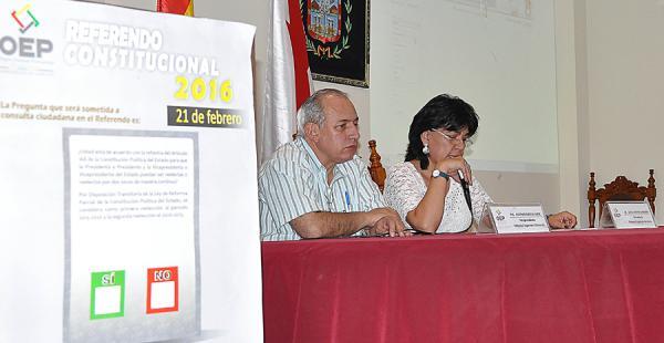 El recuento oficial de votos del Tribunal Supremo Electoral se realiza en la ciudad de Sucre