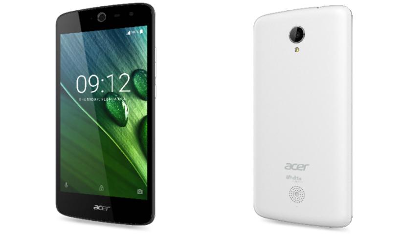 Acer Liquid Zest White Acer Liquid Zest, Acer sigue apostando por Android