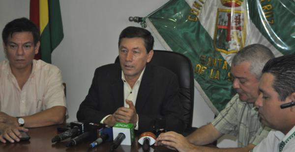 El presidente del Comité Cívico reiteró el pedido de realizar una autoría al padrón electoral