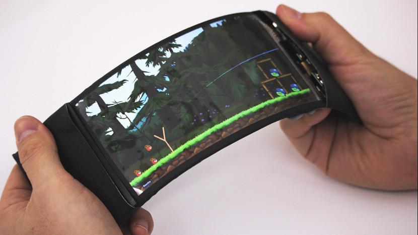 ReFlex ReFlex, así es el móvil con pantalla flexible