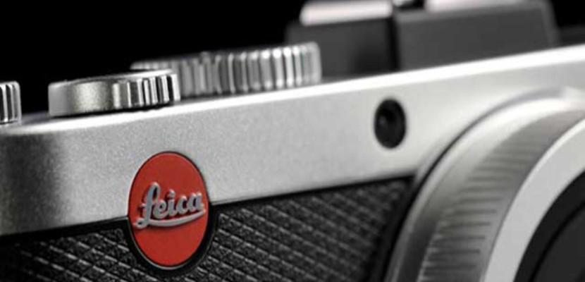 camera leica logo on fro1 Huawei y Leica se unen para mejorar la fotografía de los móviles