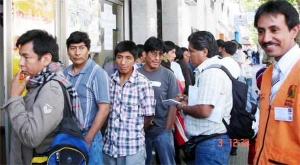 migrantes bolivianos