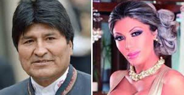 Evo Morales dijo en primera instancia que su descendiente había fallecido. Hay una versión que lo contradice