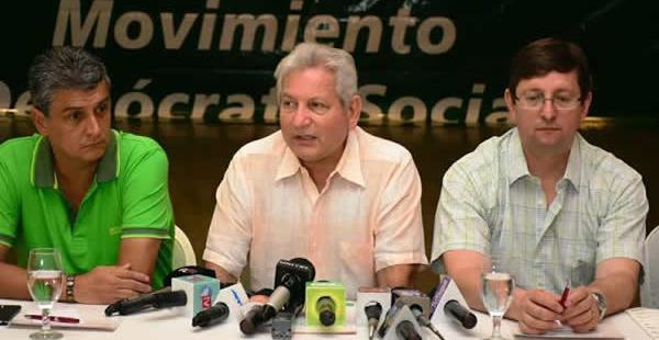La organización liderada por Rubén Costas busca proyectarse para tener una presencia nacional.