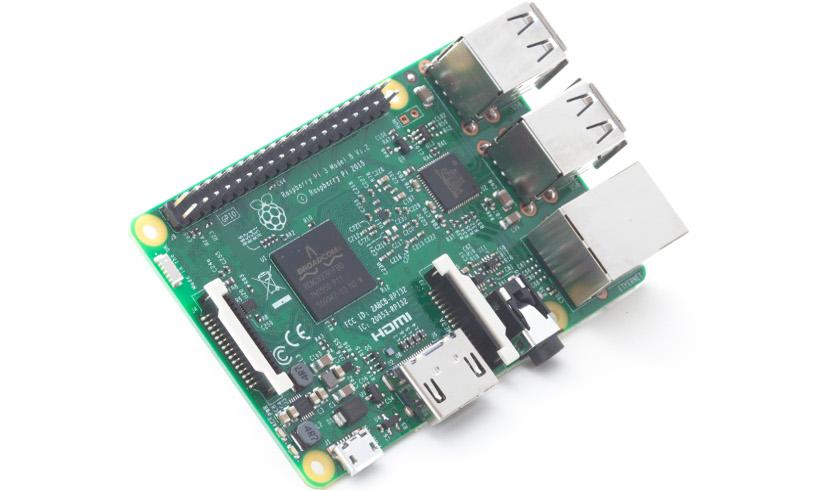 Raspberry Pi 3 Raspberry Pi 3 ya está a la venta