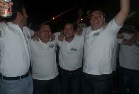 Los Chabacos festejaron su triunfo