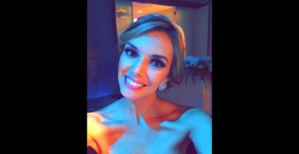 Nombre: Jéssica Suárez | Ocupación: Modelo y Presentadora De Tv