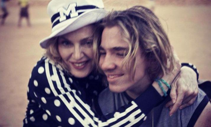 Rocco Ritchie, hijo de Madonna