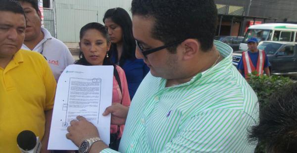 El artículo 4 del Tratado de Extradición entre Bolivia y Argentina es el que invocará la defensa del empresario Sejas