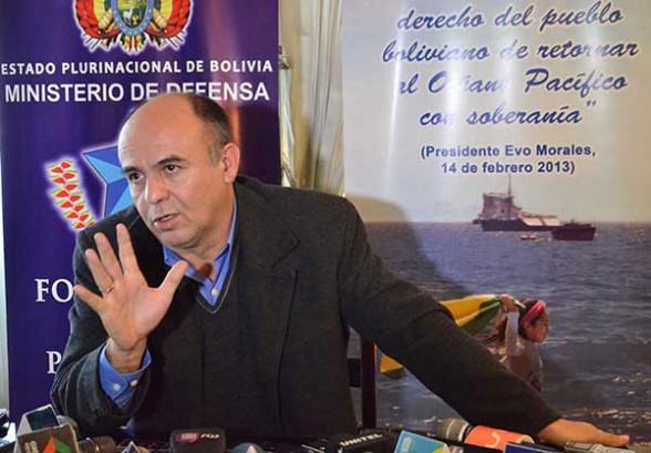 El ministro de Defensa, Reymi Ferreira. | Foto archivo -   Abi Agencia