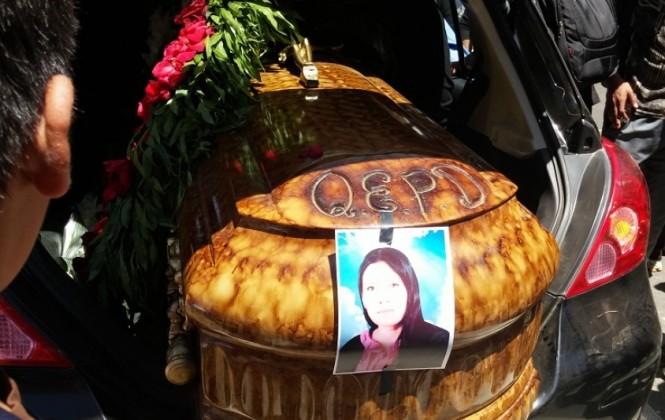 Demandan indemnización para hijas de mujer asesinada por tres perros pitbull en Cochabamba