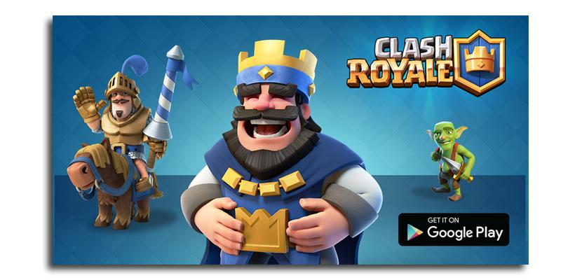 clash royale lanzamiento Clash Royale, el videojuego del que todo el mundo está hablando