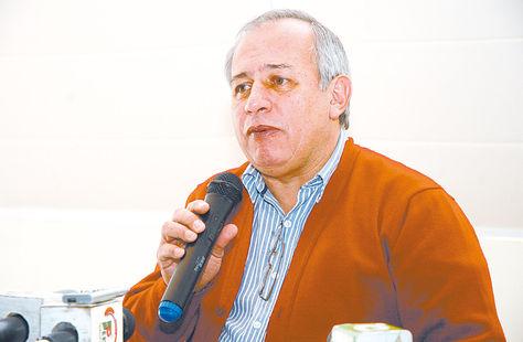 Antonio Costas, vicepresidente del Tribunal Supremo Electoral. Foto: Archivo