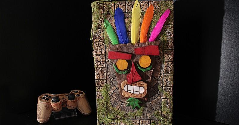 crash bandicoot 800x420 La PlayStation 2 dedicada exclusivamente a Crash Bandicoot