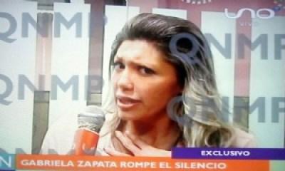 Fiscalía: Zapata movió $us 711.000 sólo en 2015