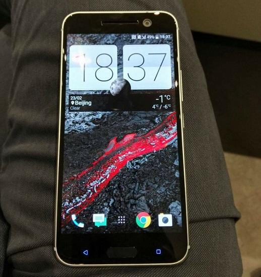 HTC 10 El HTC 10 se deja ver de nuevo en una imagen filtrada