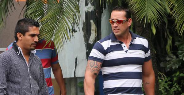 Carlos Padilla acudió el jueves al llamado del Ministerio Público