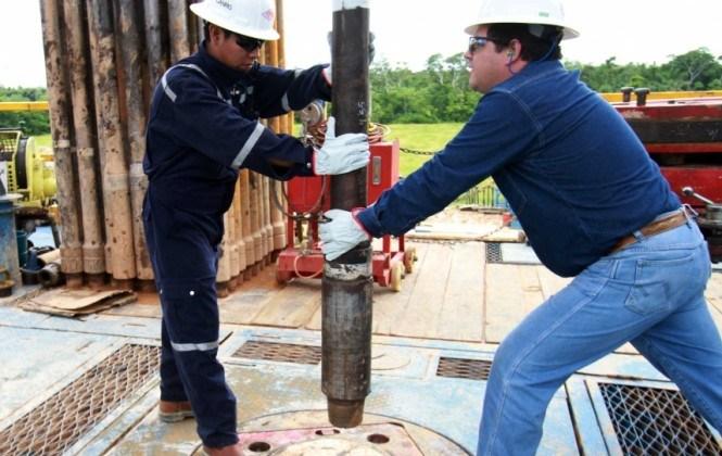 Comisión investigadora comprobó buen funcionamiento de taladros de perforación en Santa Cruz