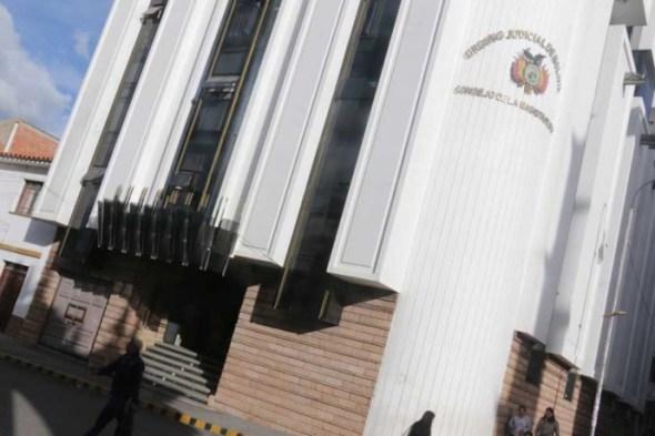 OBSERVADO. Ministra de Justicia opina sobre el trabajo del Consejo de la Magistratura.