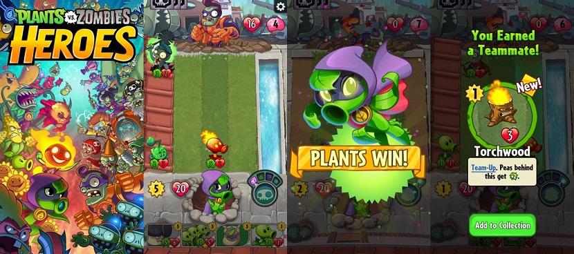 Plants vs Zombies Heroes Plants vs Zombies Heroes, un nuevo juego para seguir disfrutando