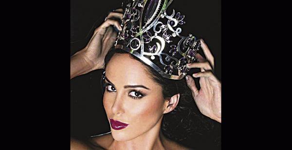 Alejandra Panozo [ Miss Bolivia Internacional 2015 ]