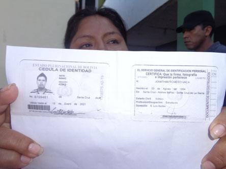 Madre pide a Policía no liberar a sujeto que habría raptado a su hija