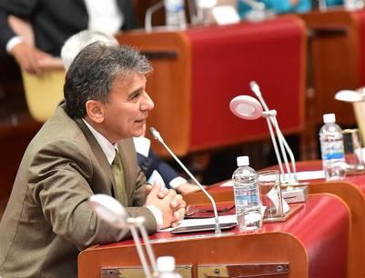 Diputado de Cambiemos (Chubut) Eduardo Conde.