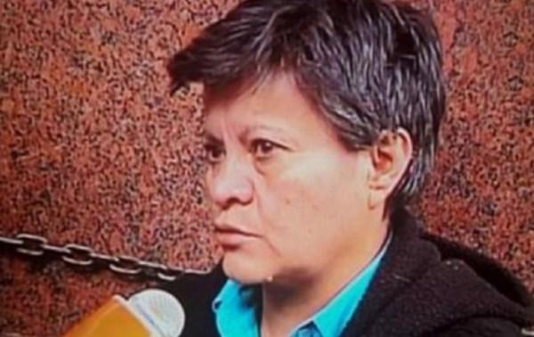 Guzmán dice que si a Zapata le pasa algo ella es la única autorizada para cuidar a los hijos