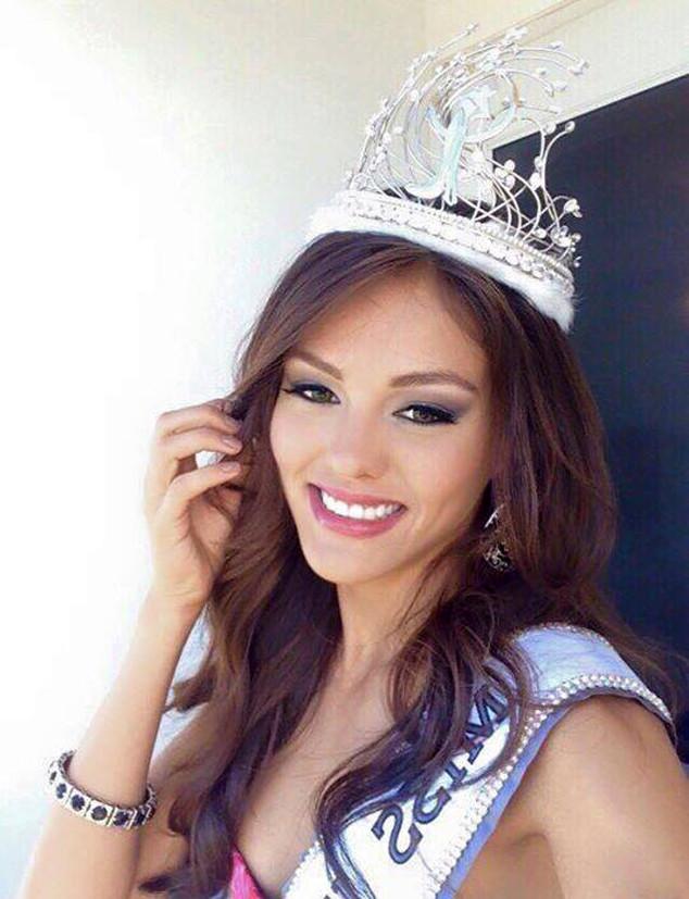 Kristhielee Caride, Miss Puerto Rico