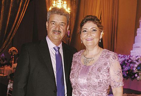 /LOS PADRES DE ELLA.  Miguel Zankiz Y Ana María De Zankiz