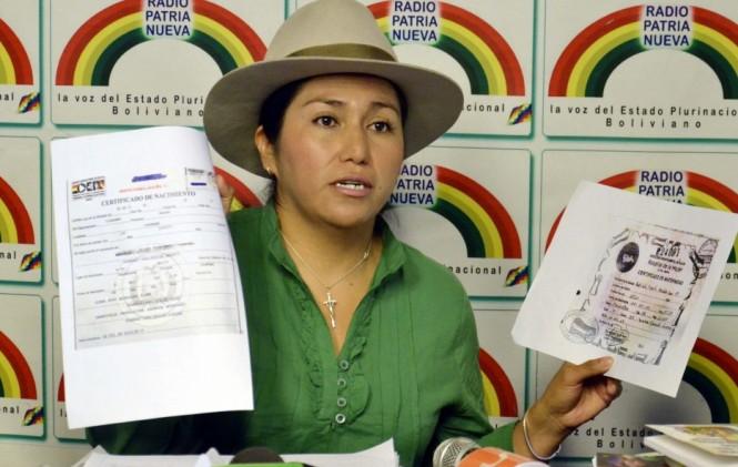 Ministra Paco dice que para que prueba de ADN tenga validez, el niño debe aparecer