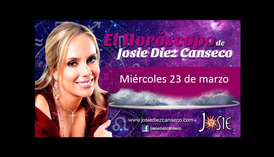 El horóscopo de hoy, miércoles 23 de marzo. (Foto: Difusión)