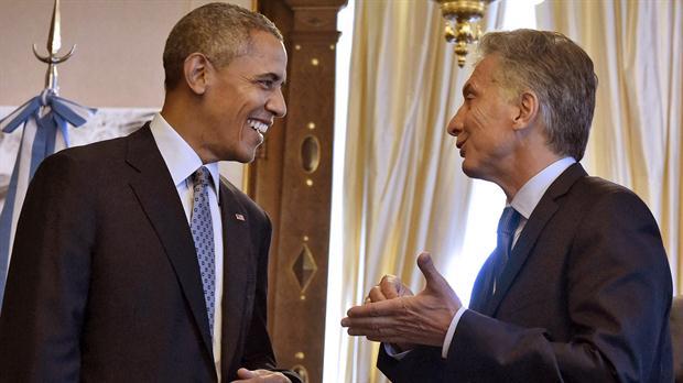 Macri ponderó la visita de Obama y dijo que abre puertas en el mundo entero