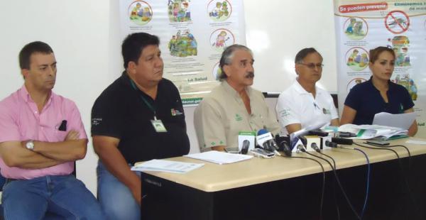 Este viernes las autoridades de salud de Santa Cruz declararon alerta roja por el aumento de casos de zika