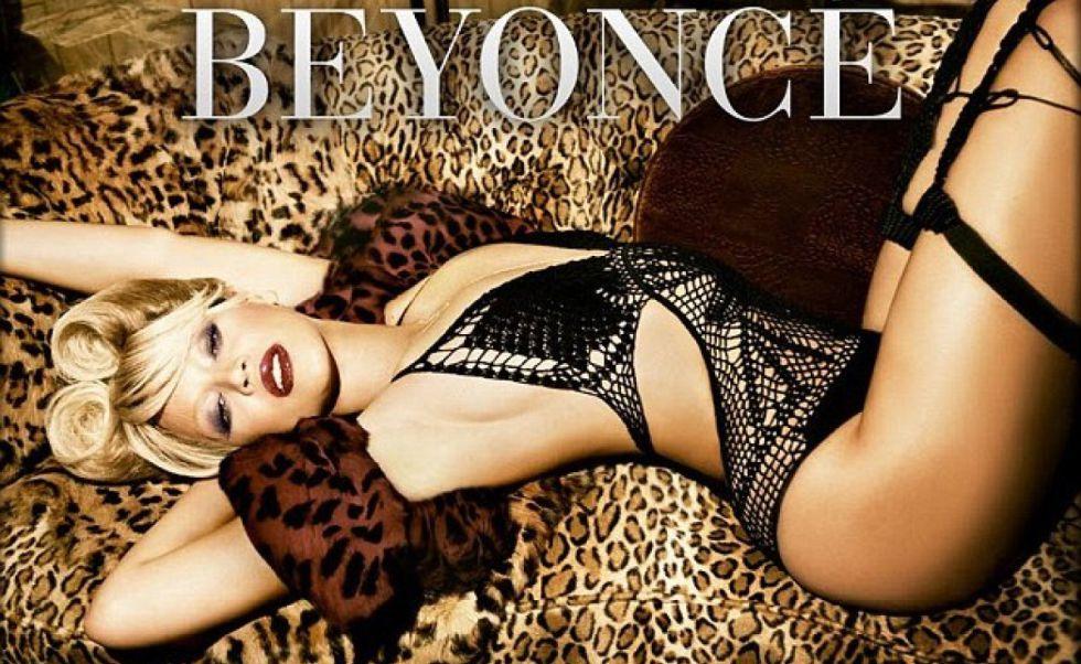 Portada del álbum 'Beyoncé' en la que la cantante aparece visiblemente más blanca.