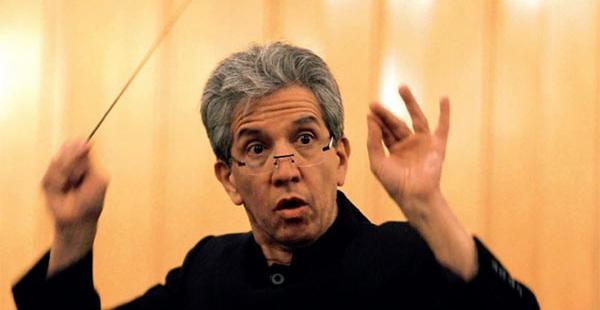 El músico Cergio Prudencio fundó la orquesta en 1980