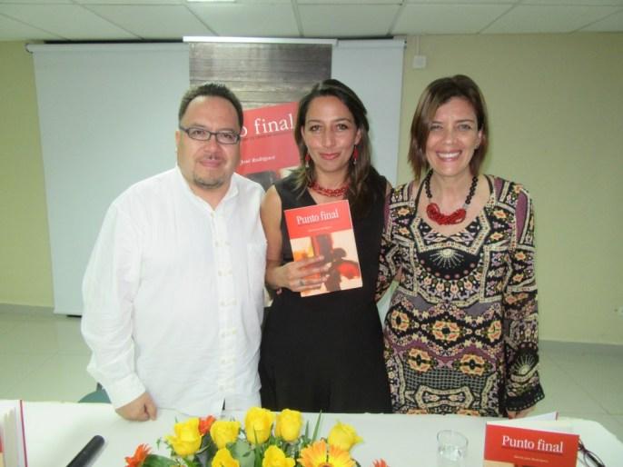 Gabriel Chavez, Maria Jose Rodriguez, Magela Baudoin