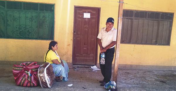 Esta pareja está detenida al ser descubierta con 12 kilos de cocaína en Puerto Quijarro