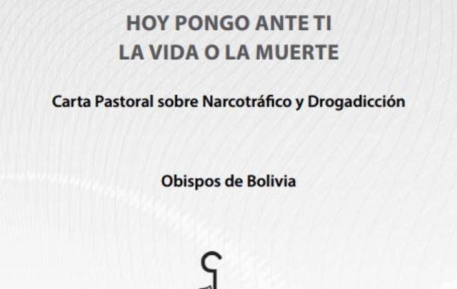 Carta pastoral de los obispos indica que el narcotráfico penetró en estructuras estatales y en la economía nacional