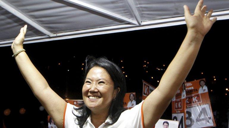 Keiko Fujimori va a ganar en la primera vuelta, pero puede perder en el ballotage