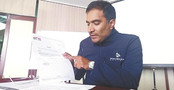El subcontralor Edino Clavijo explicó que la Contraloría está en el análisis de la información recopilada